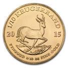 1/10oz Gold Krugerrand